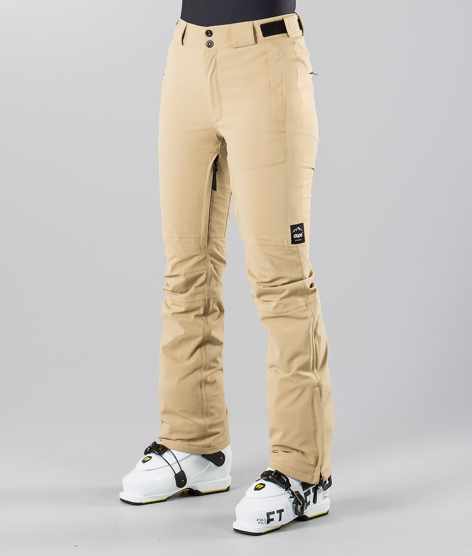 Dope Con 18 Ski Pants Khaki