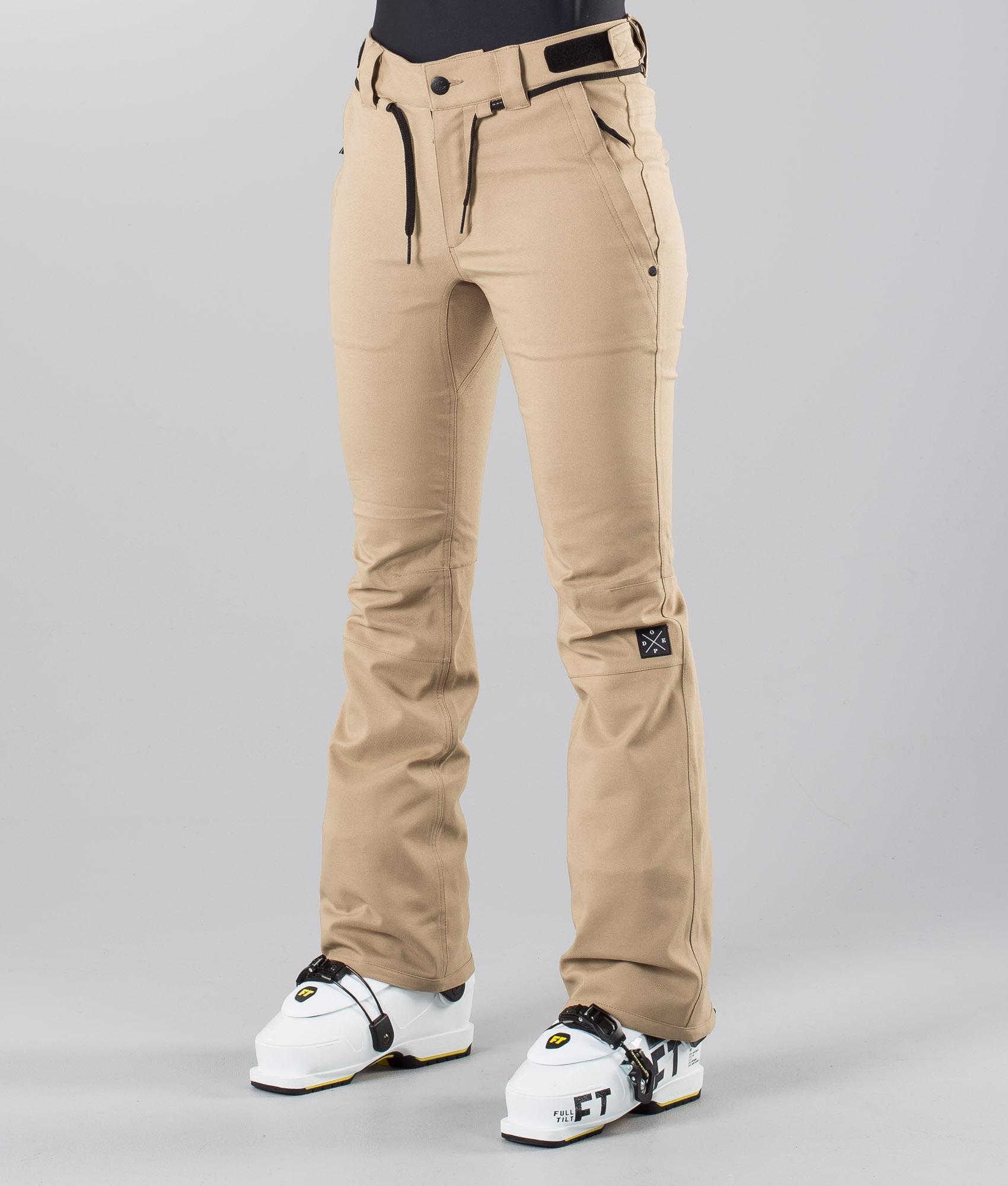 Kvinner khaki bukser (65 bilder): hva du skal ha, stil