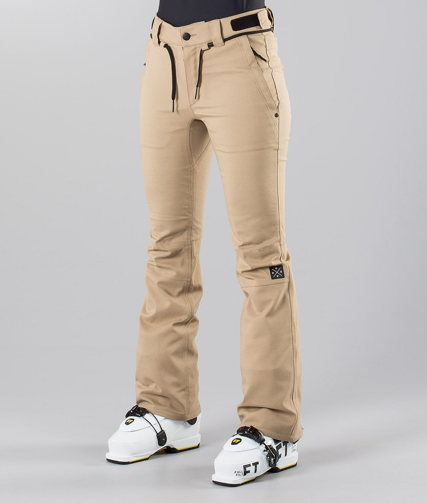 Dope Tigress 18 Ski Pants Khaki
