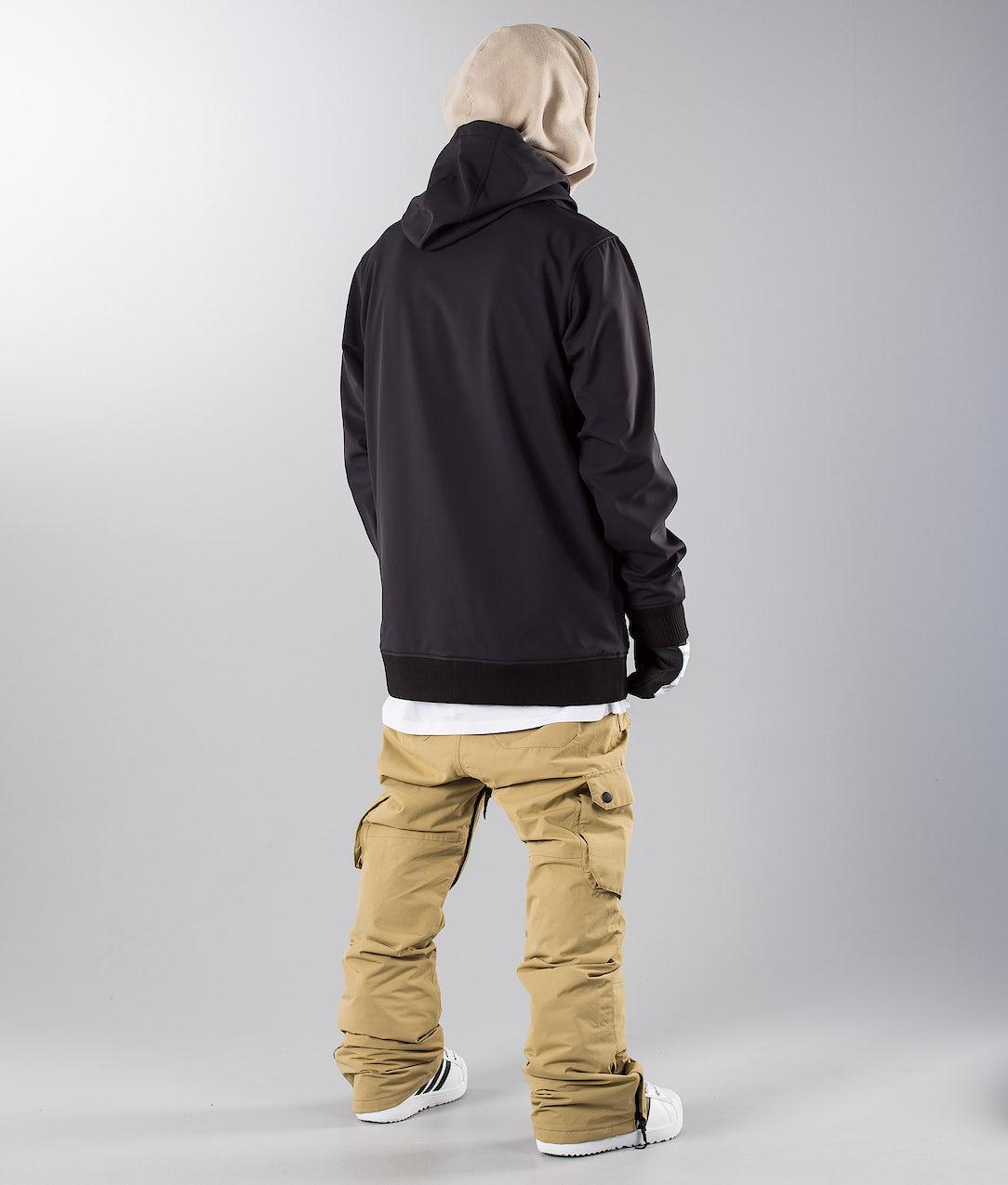 Toppen Dope Yeti Snowboard Jacket Black - Ridestore.com AC-86