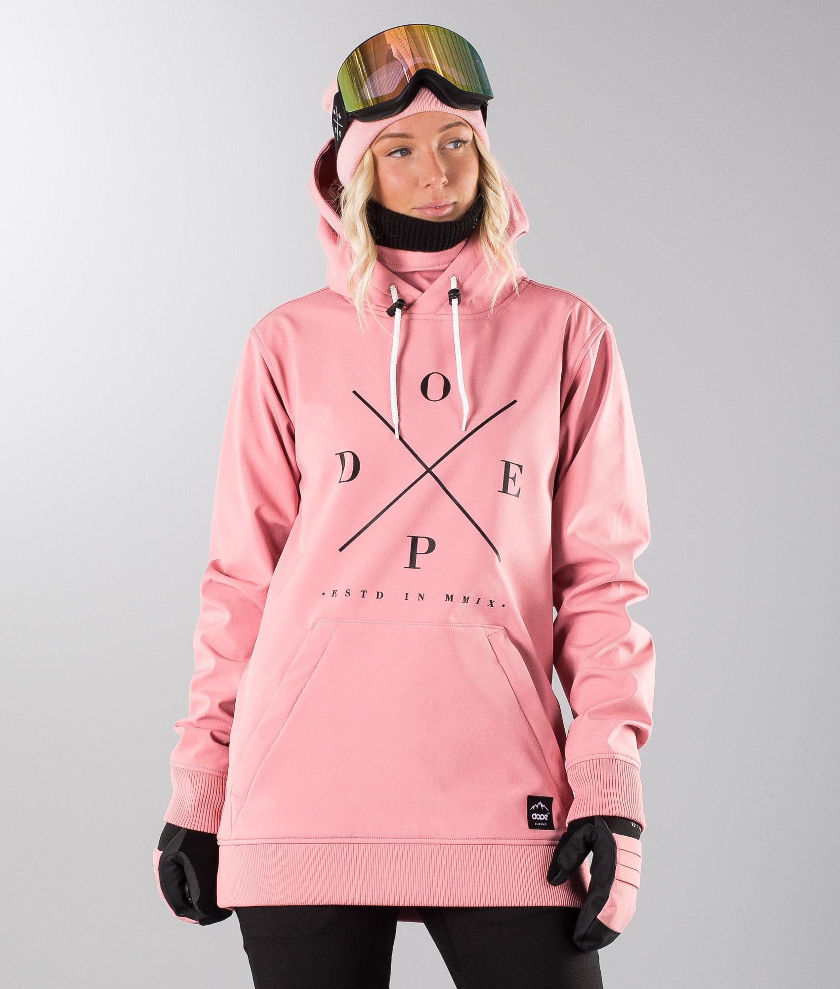 Dope Yeti Snowboardjacka Pink
