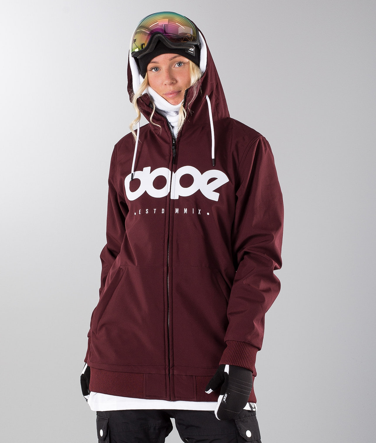 Buy Standard DO Snowboard Jacket from Dope at Ridestore.com - Always free shipping, free returns and 30 days money back guarantee
