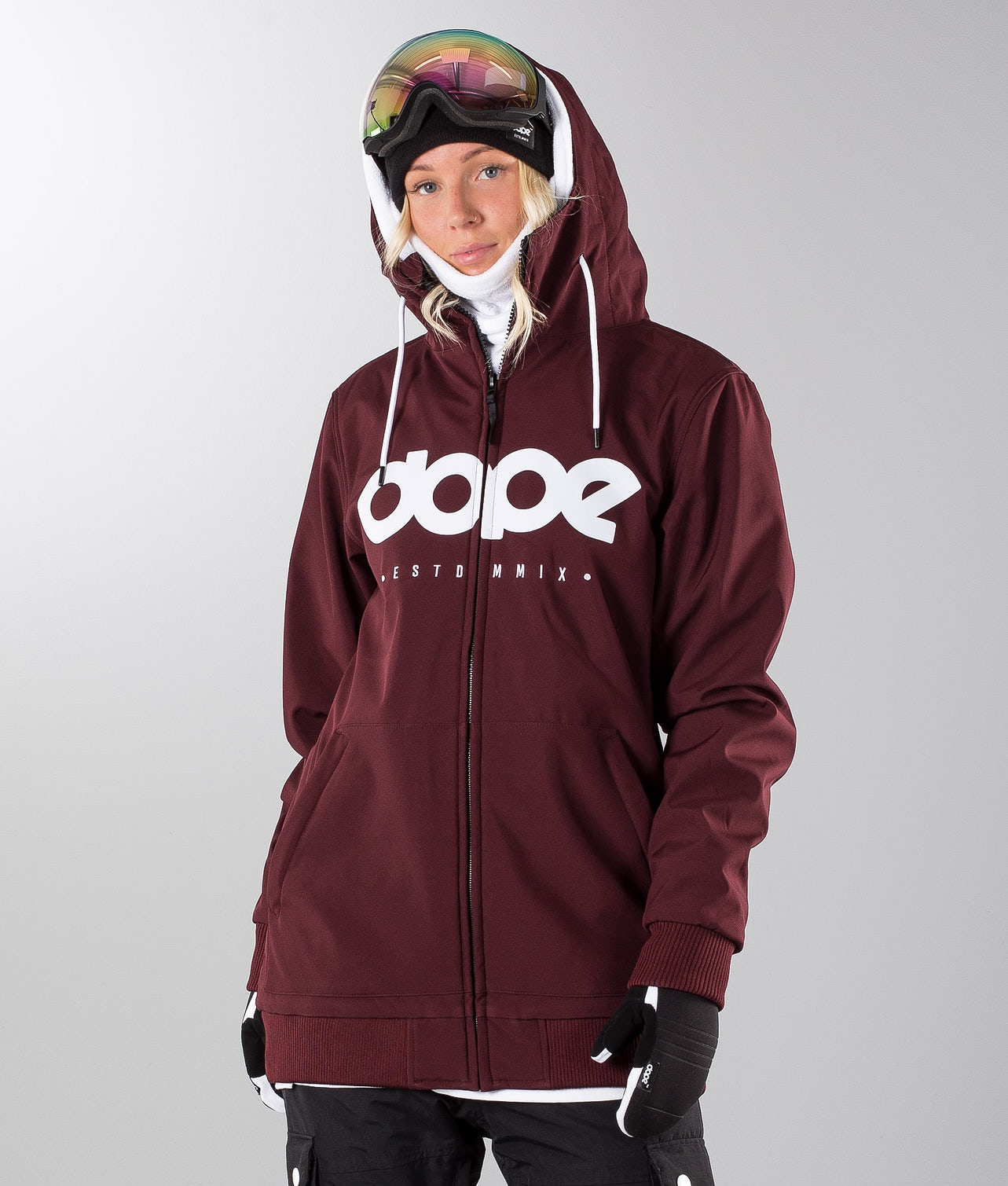 Buy Standard DO Ski Jacket from Dope at Ridestore.com - Always free shipping, free returns and 30 days money back guarantee
