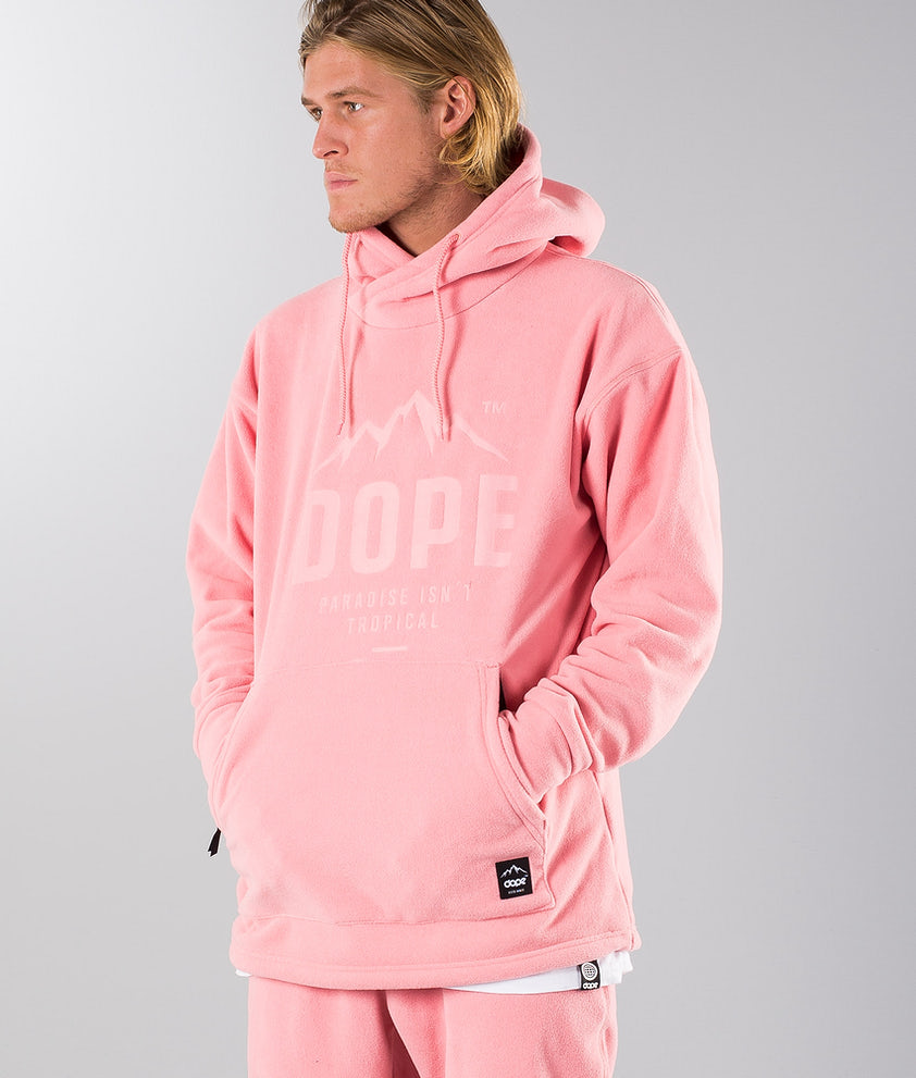 Dope Cozy Sweter Zimowy Pink