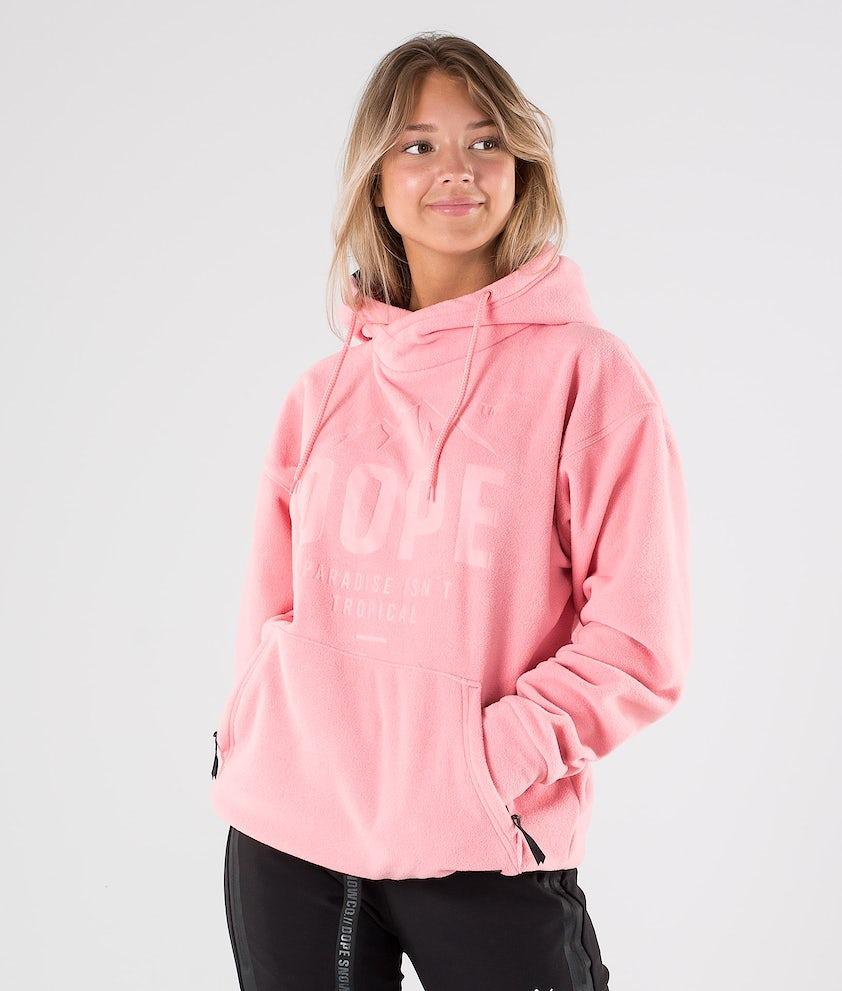 Dope Cozy Trøyer Snow Pink
