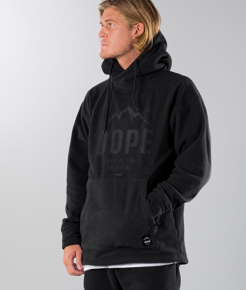 Dope Cozy Sweter Zimowy Black