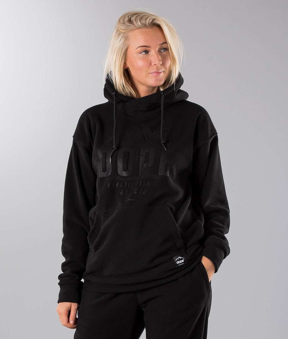 Dope Cozy Snowboardsweatshirt Black