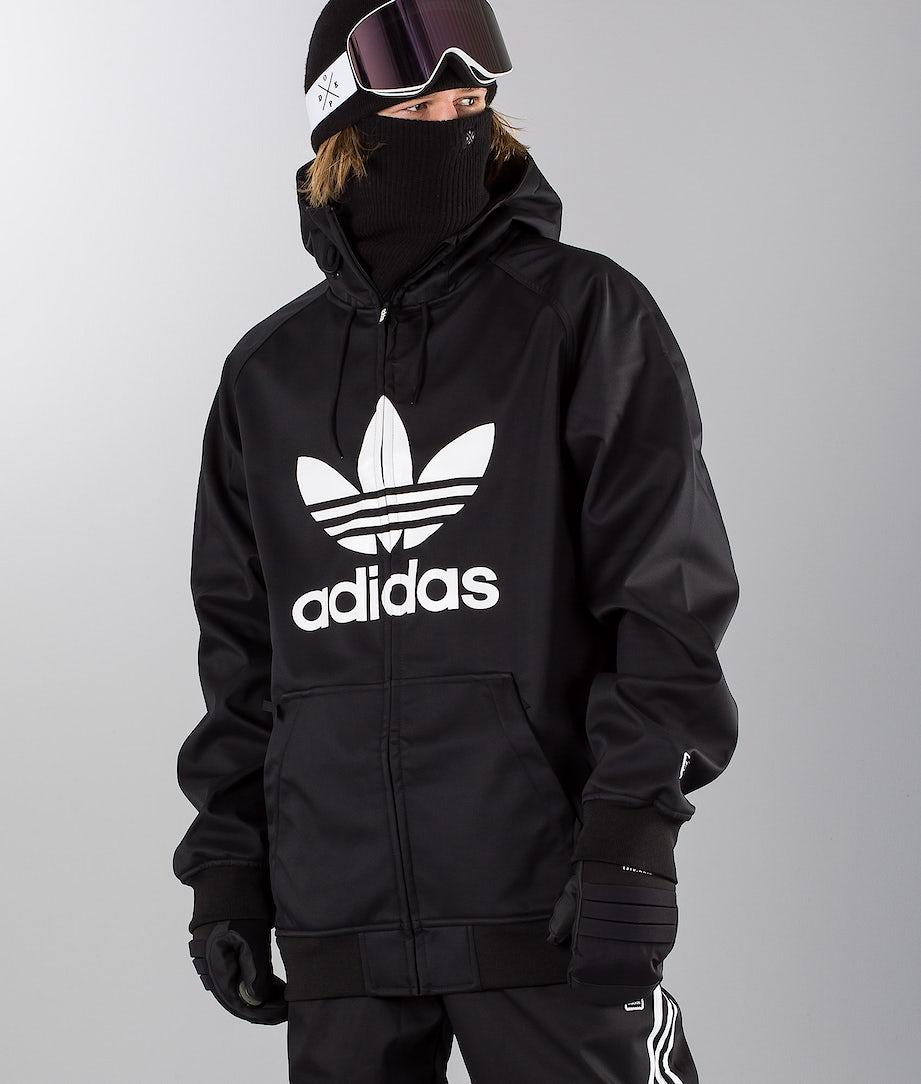 Adidas Snowboarding Greeley Snowboardjacka Black/White
