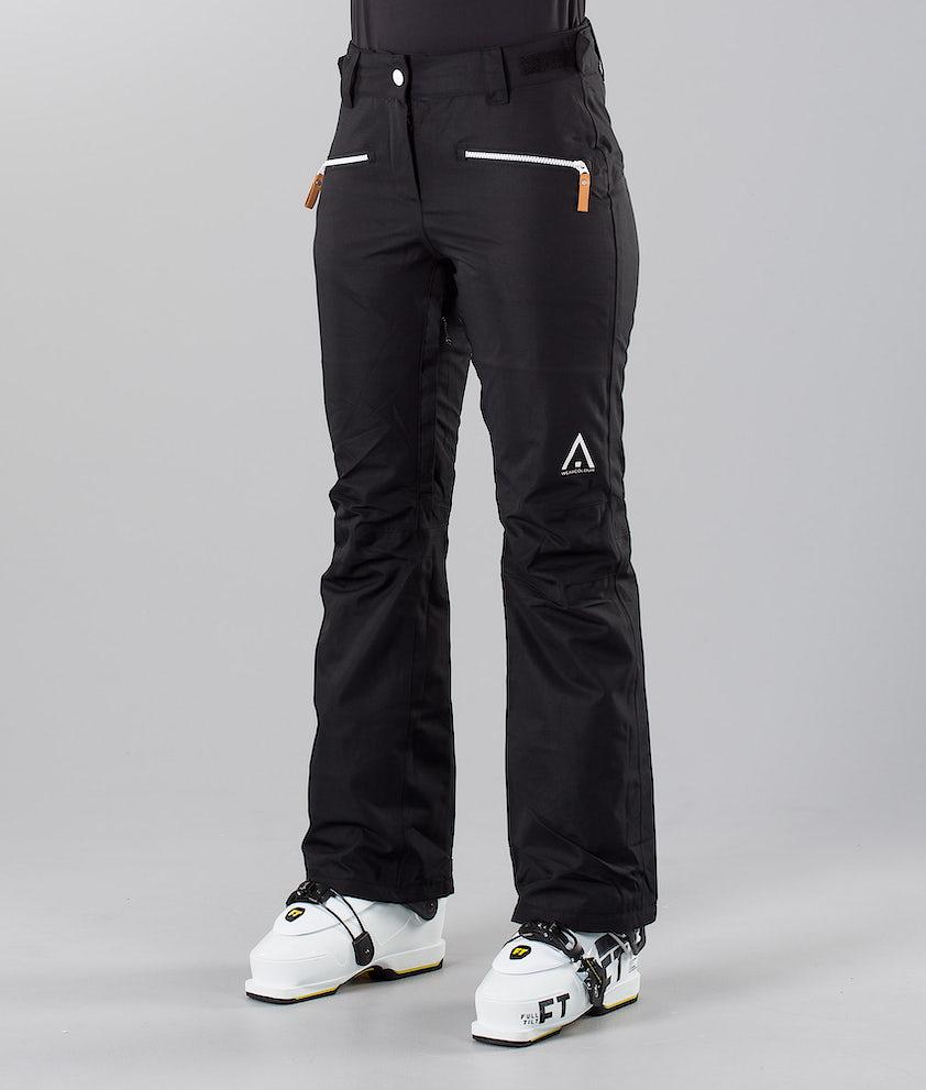 WearColour Cork Ski Pants Black