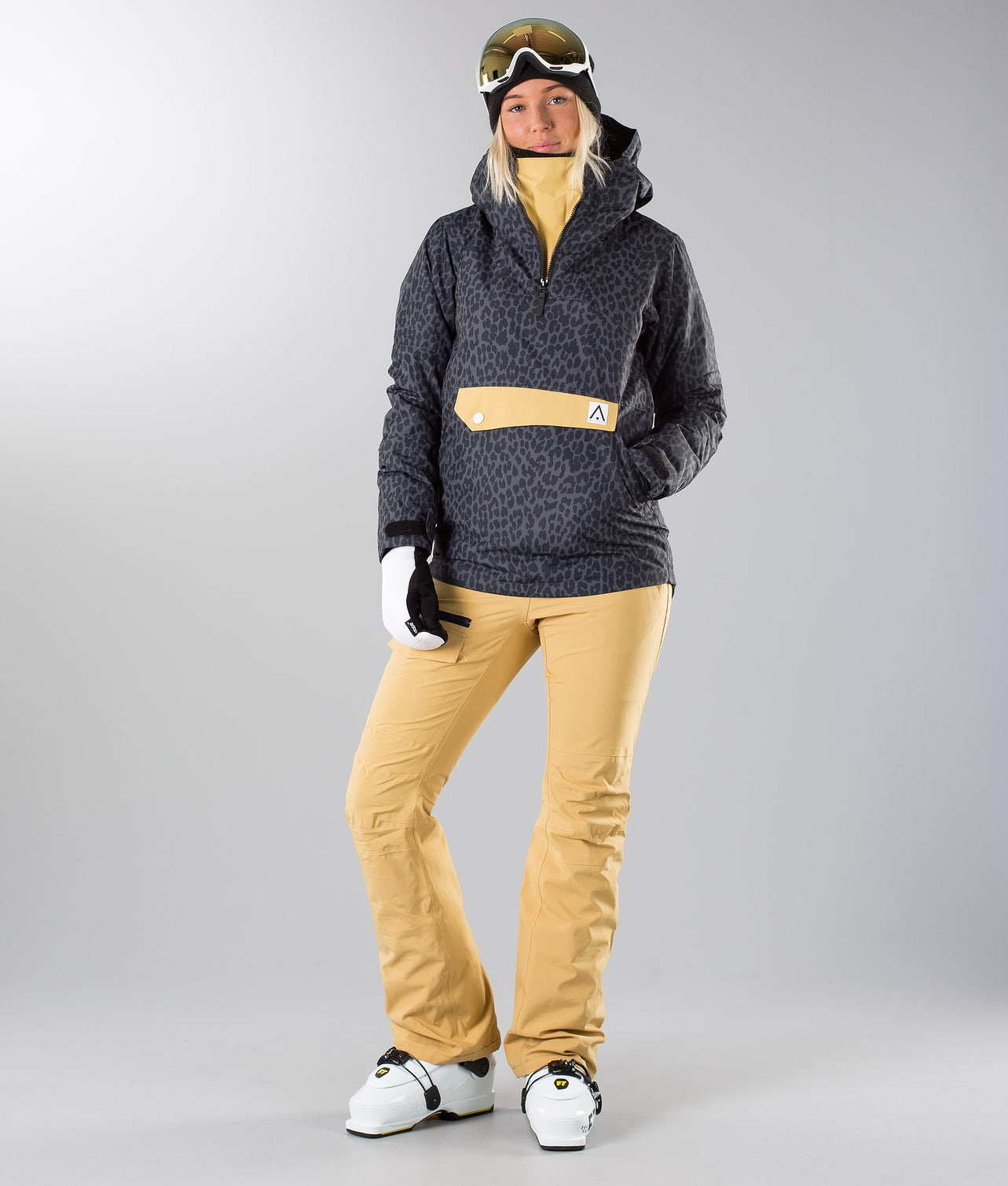 Buy Homage Ski Jacket from WearColour at Ridestore.com - Always free shipping, free returns and 30 days money back guarantee