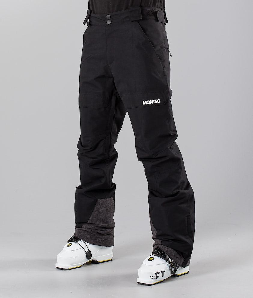 Montec Dune 19 Pantalon de Ski Black