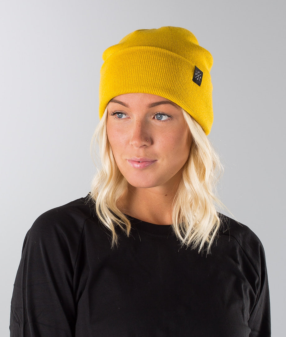 Dope Solitude Bonnet Yellow