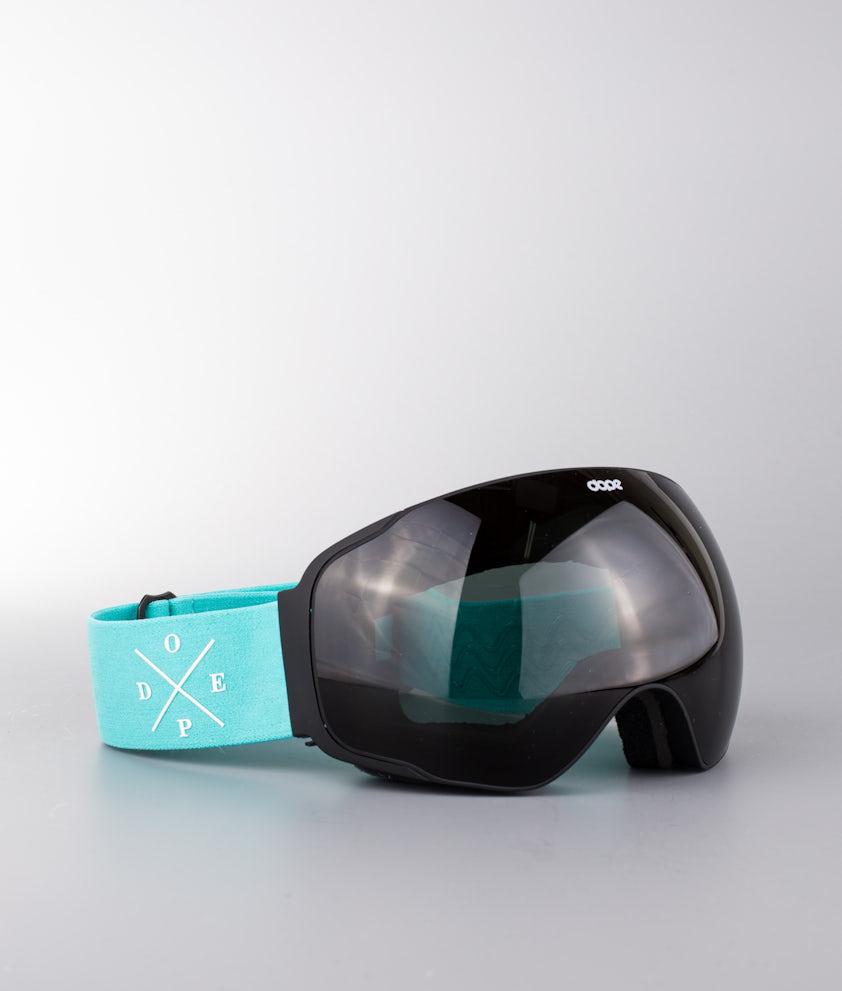 Dope Sphere 2X-UP Skidglasögon Black W/Azure Black