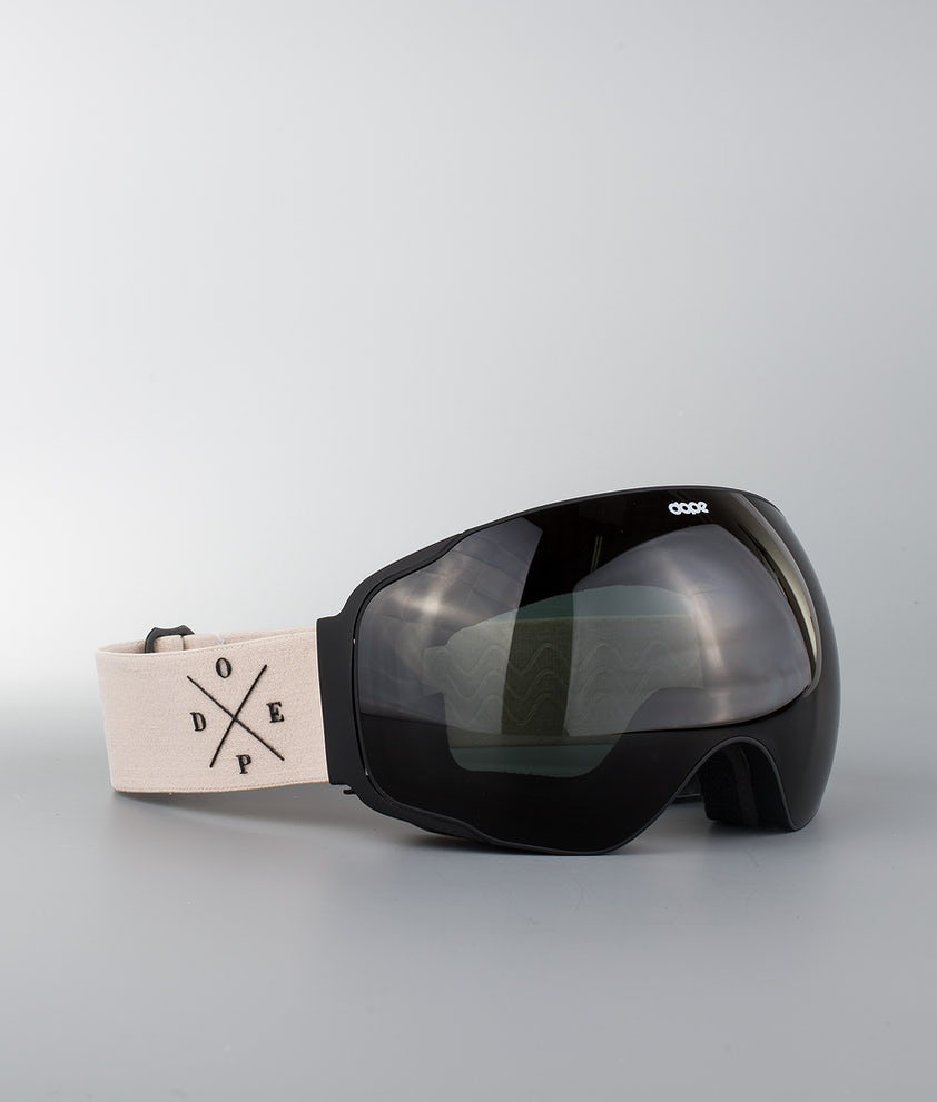 Dope Sphere 2X-UP Skibriller Black W/Sand Black