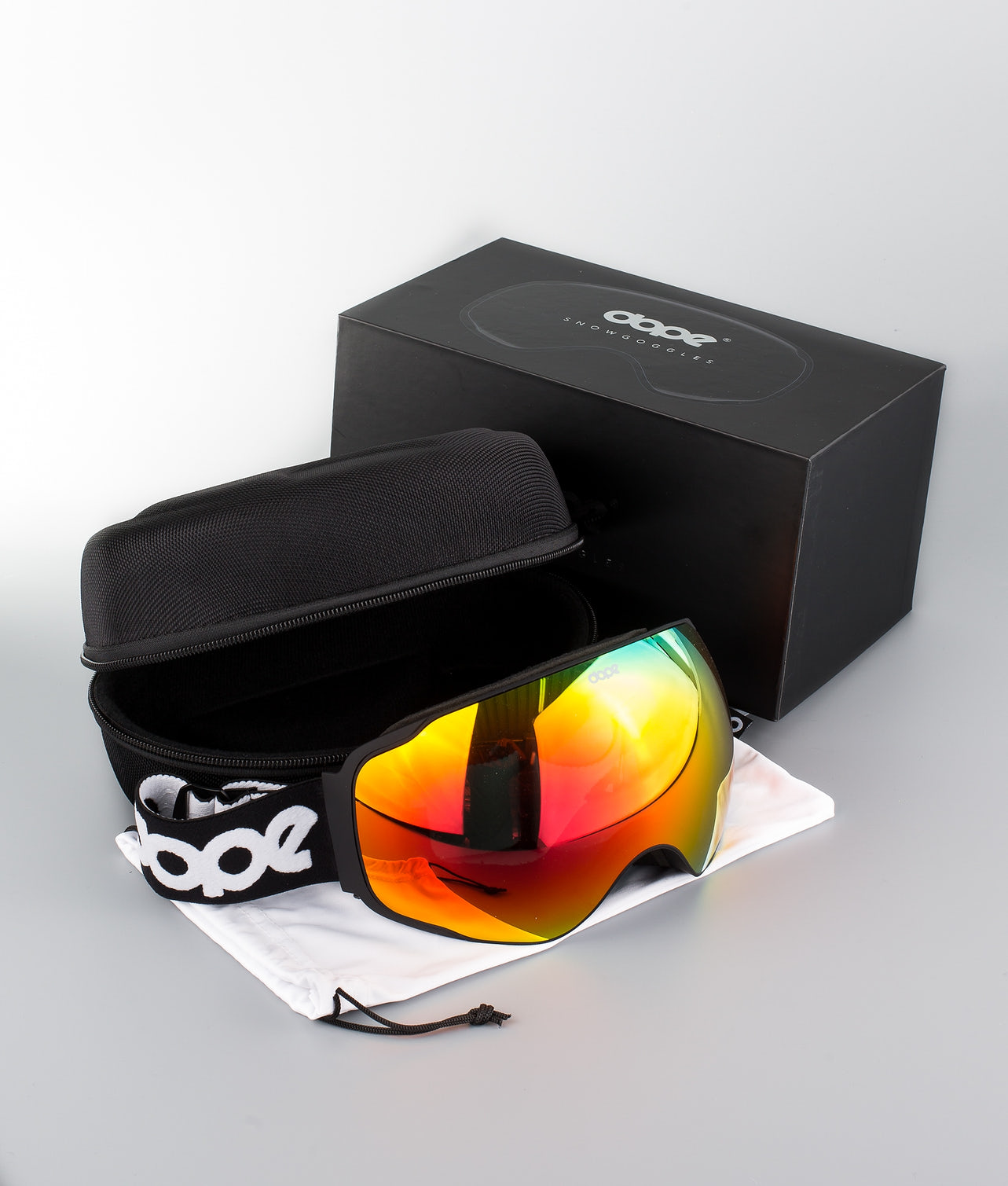 Buy Sphere OG Ski Goggle from Dope at Ridestore.com - Always free shipping, free returns and 30 days money back guarantee