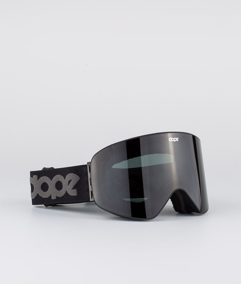 Dope Flush OG Ski Goggle Tripple Black