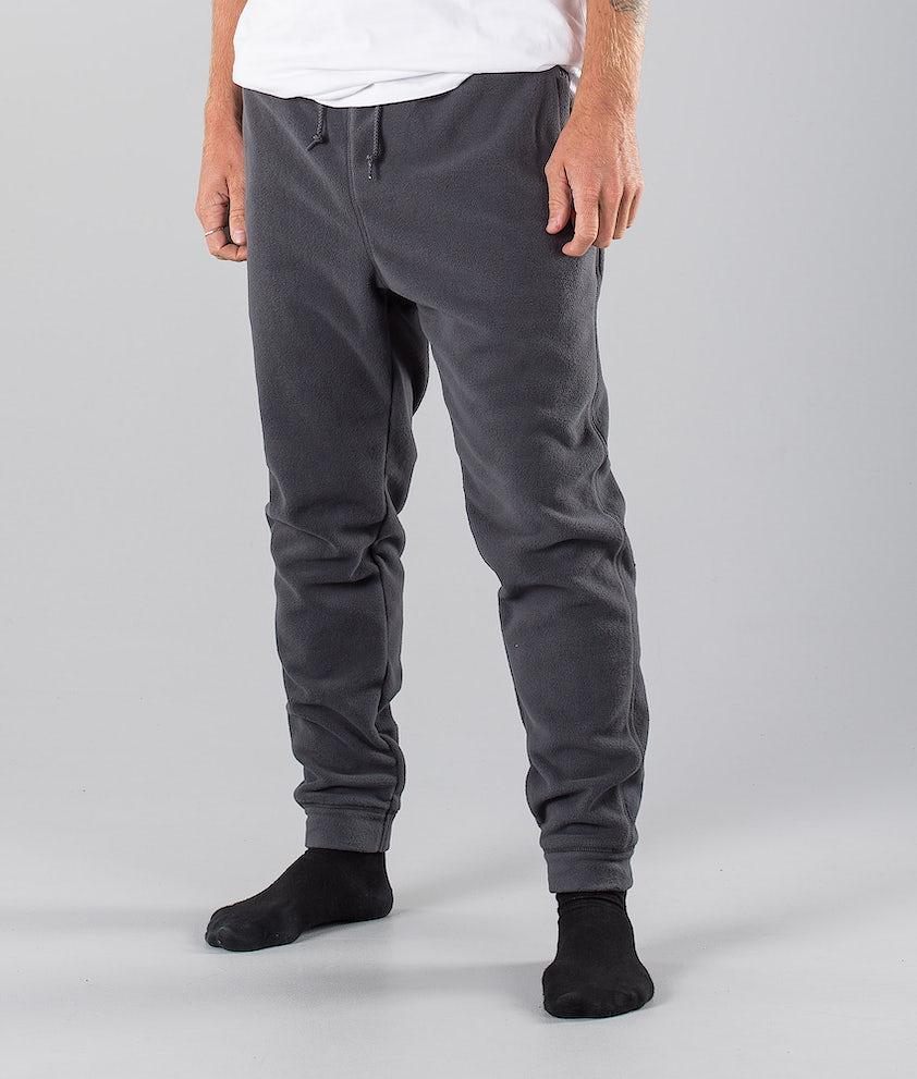 Dope Cozy Bukser Dark Grey