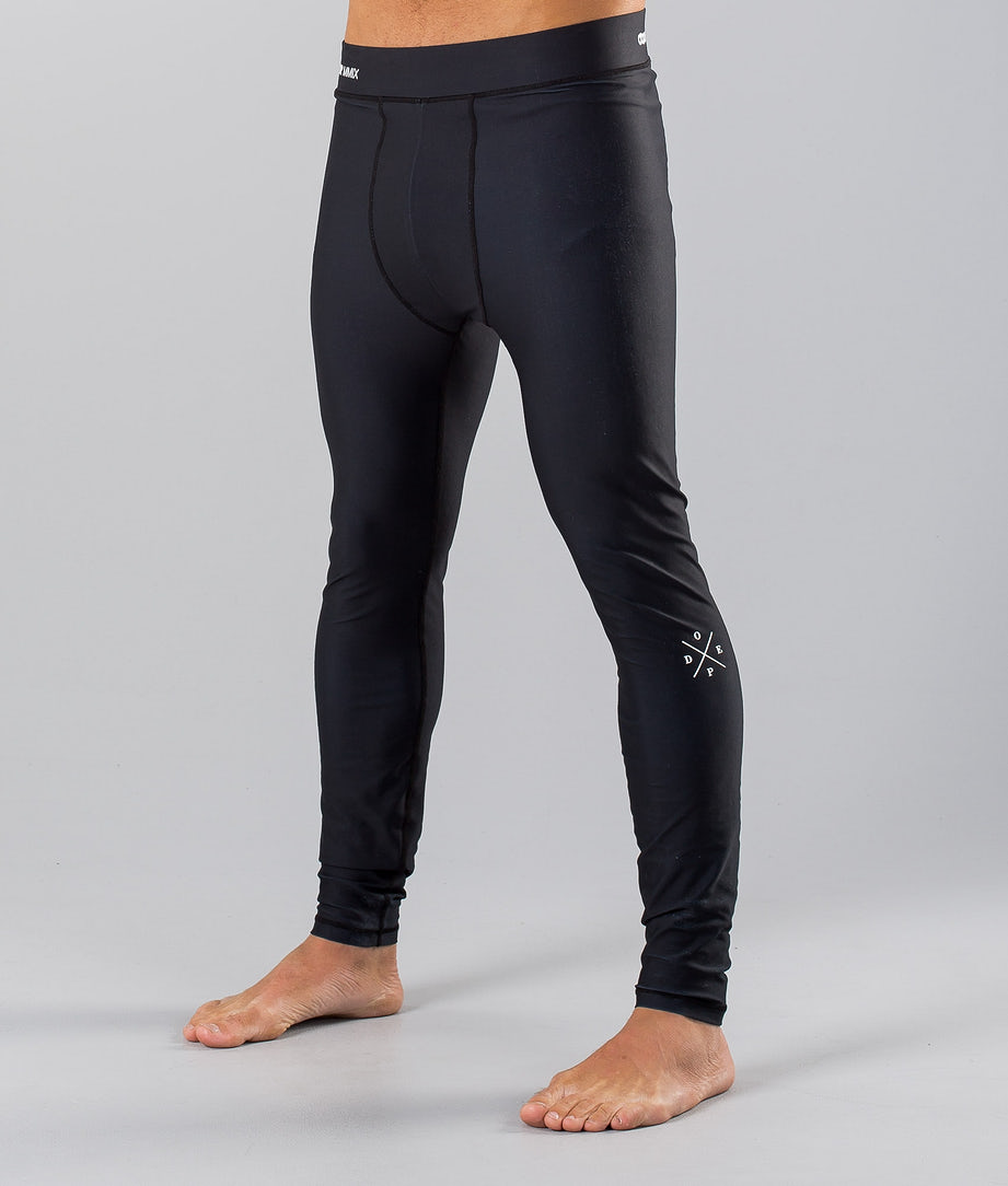 Dope Snuggle Paradise Base Layer Pant Black