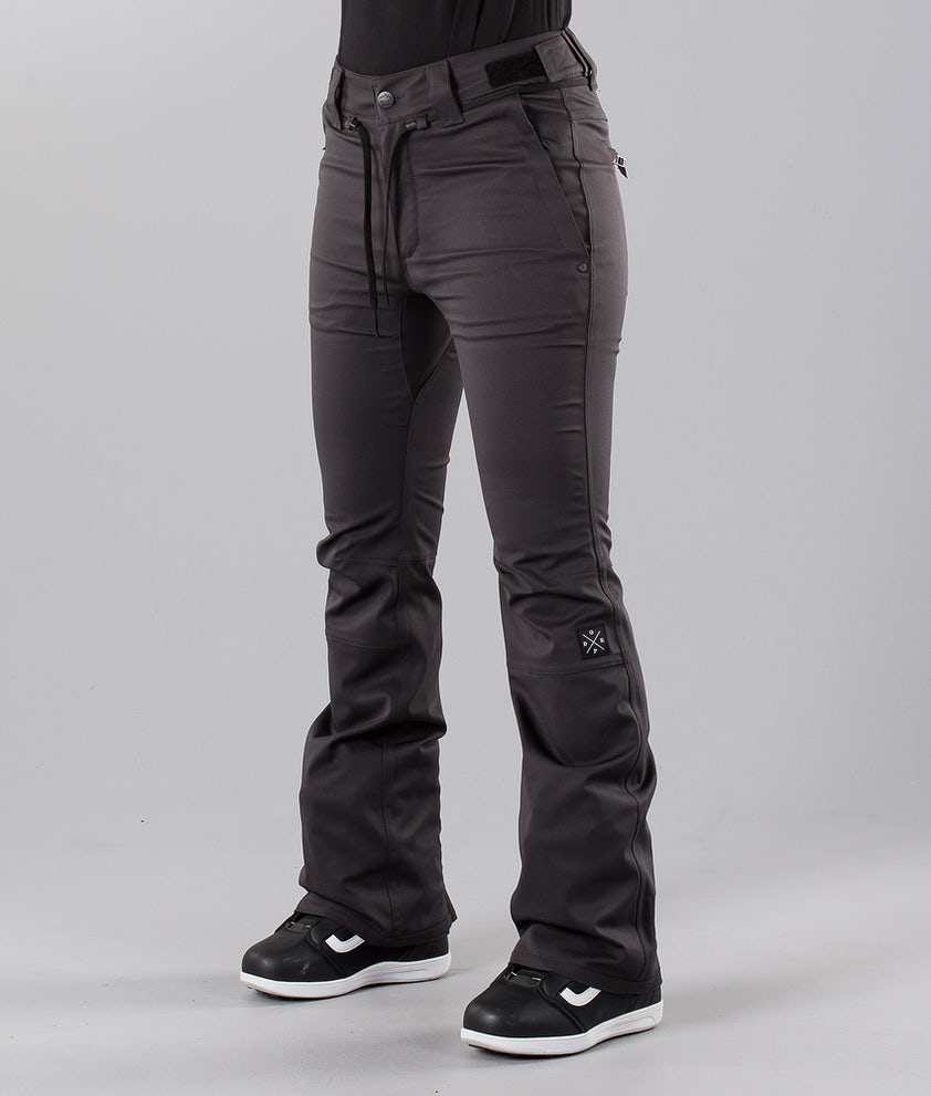 Dope Tigress Pantalon de Snowboard Dark Grey