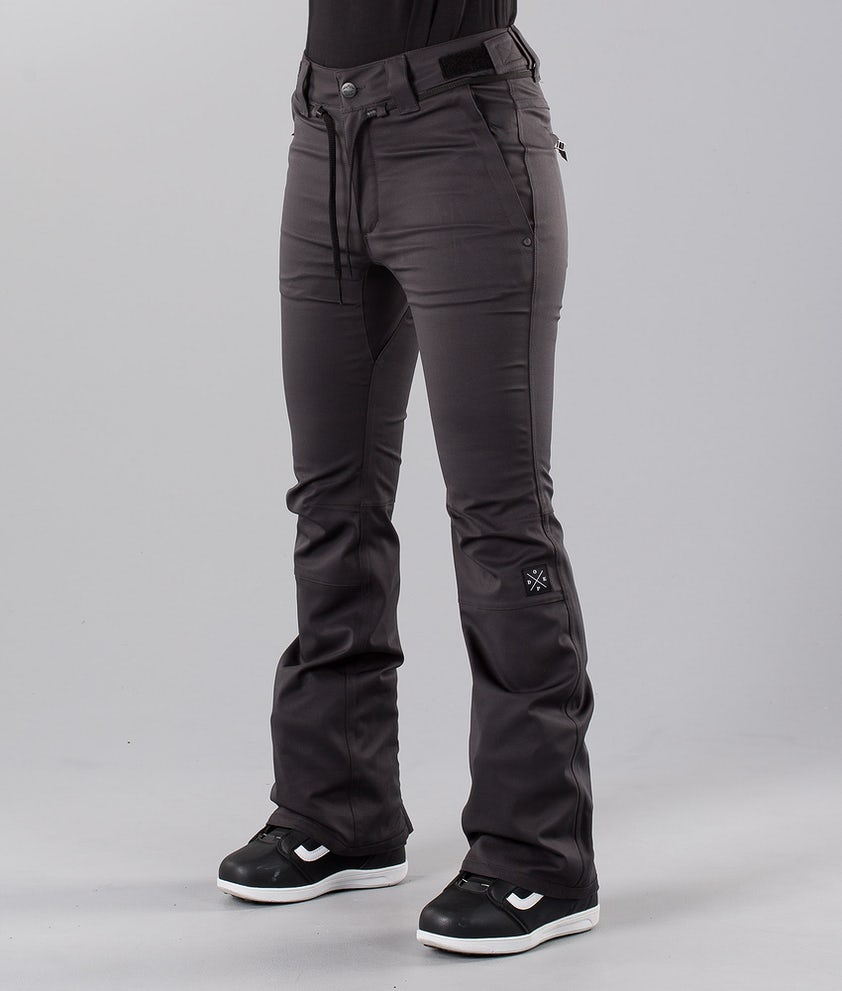 Dope Tigress 18 Snowboardbukse Dark Grey