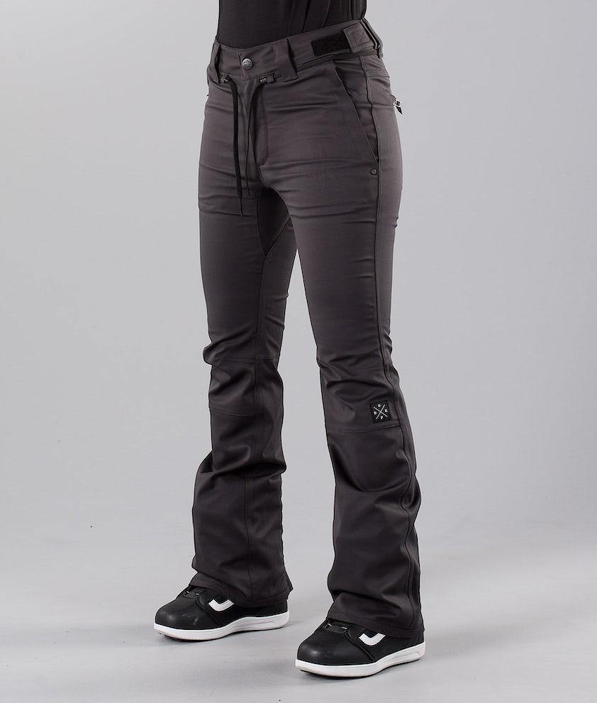 Dope Tigress 18 Pantalon de Snowboard Dark Grey