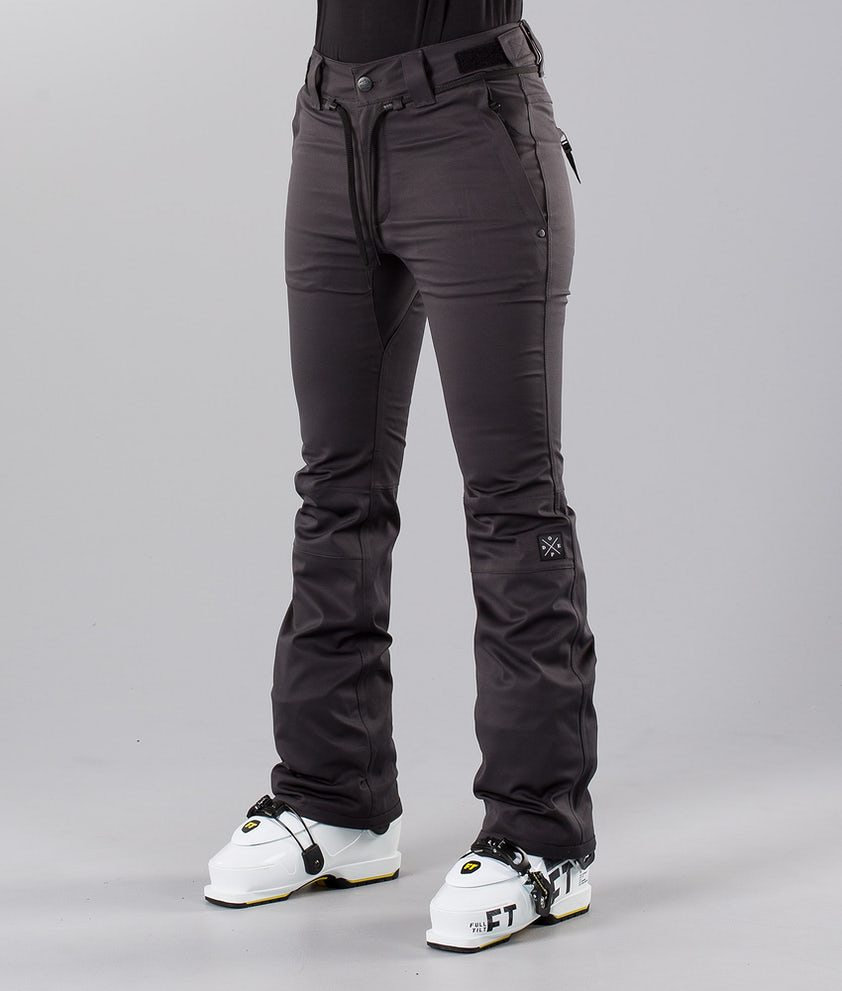 Dope Tigress 18 Ski Pants Dark Grey