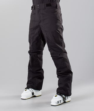 The North Face Presena Pantalones De Esqui Black Ridestore Com