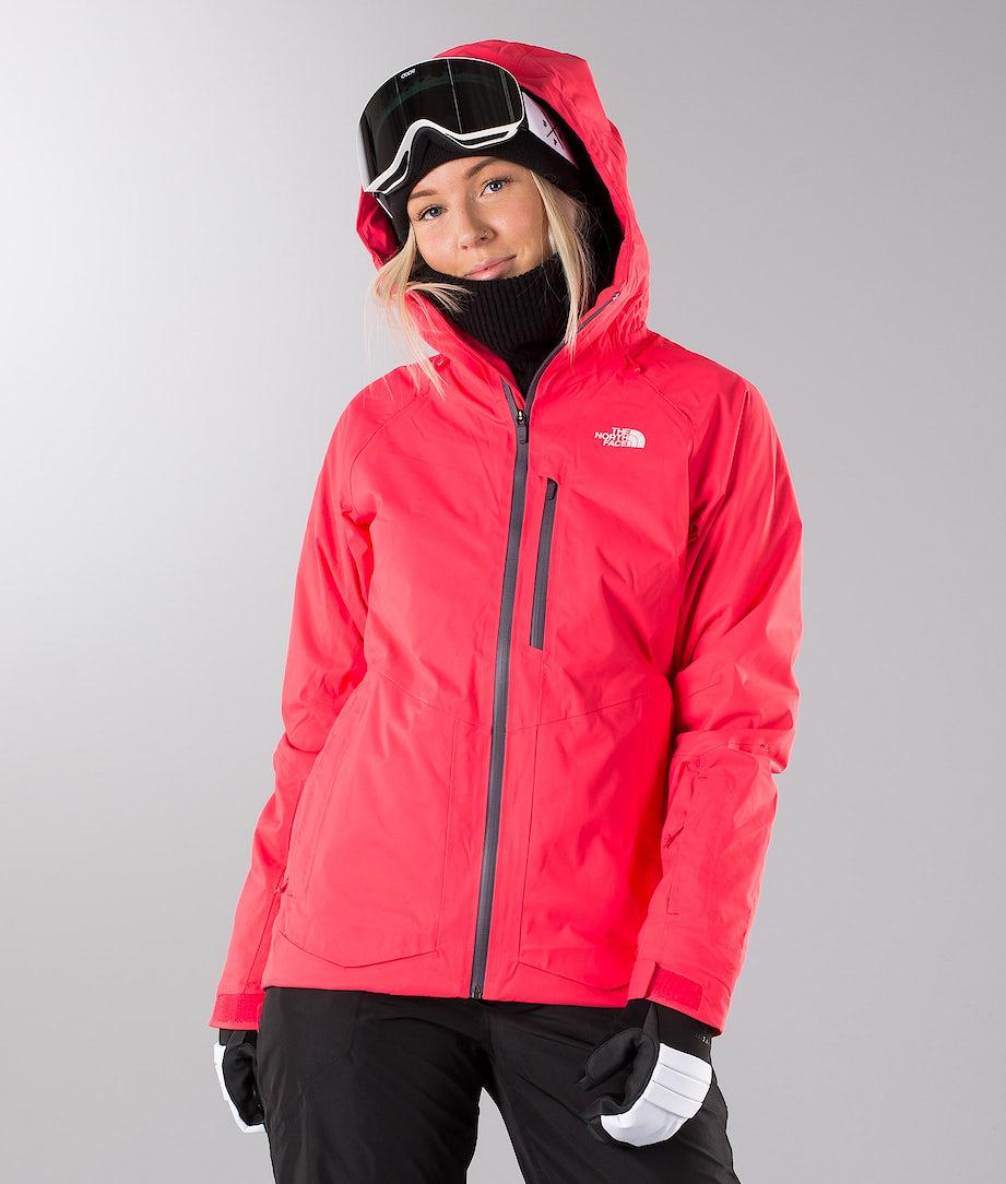 The North Face Sickline Ski Jacket Teaberrypink