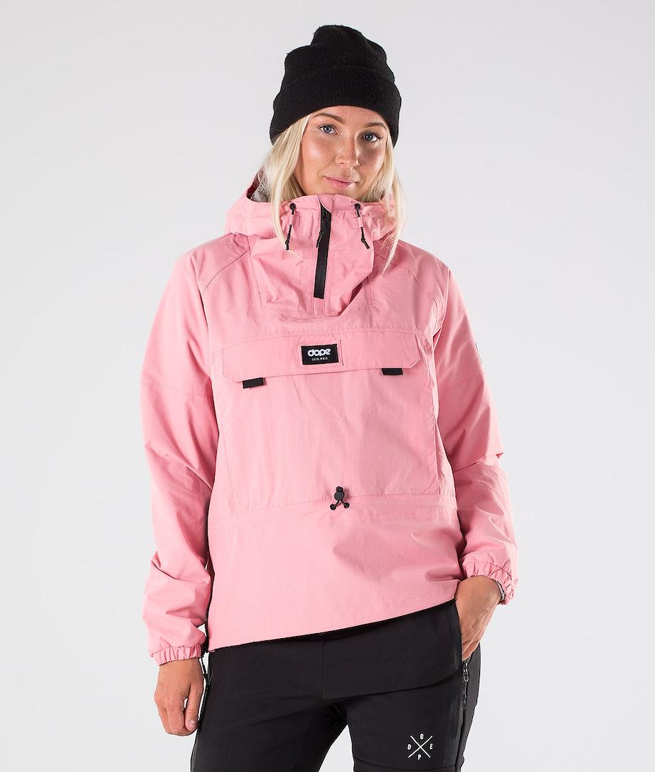 Dope Hiker W Outdoor Jacka Pink