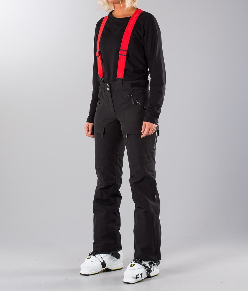 Icepeak Kimora Ski Pants Black