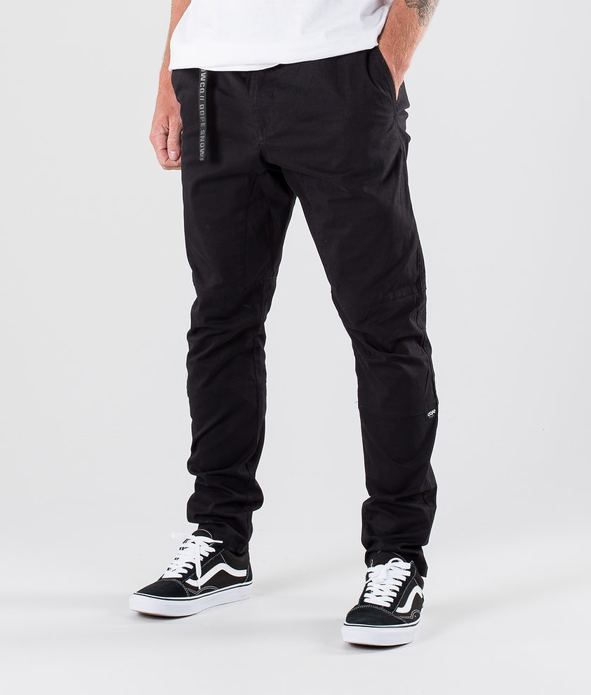 Dope Rover 19 Pants Black