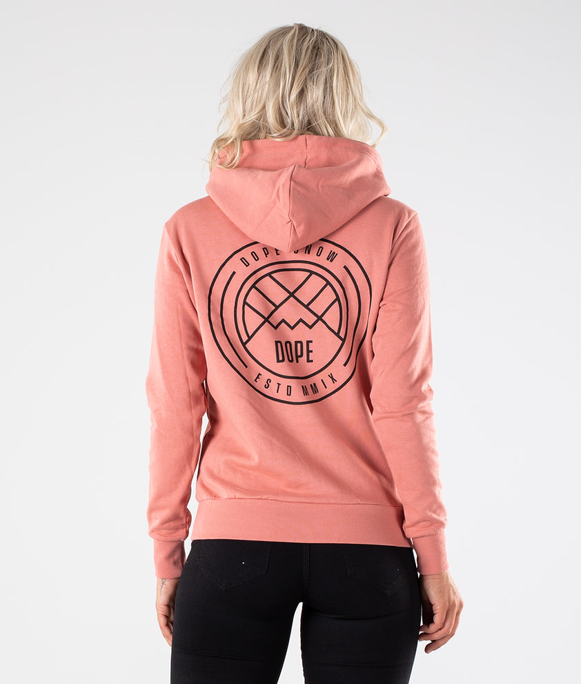 Dope Copain Lines Hood Softpink