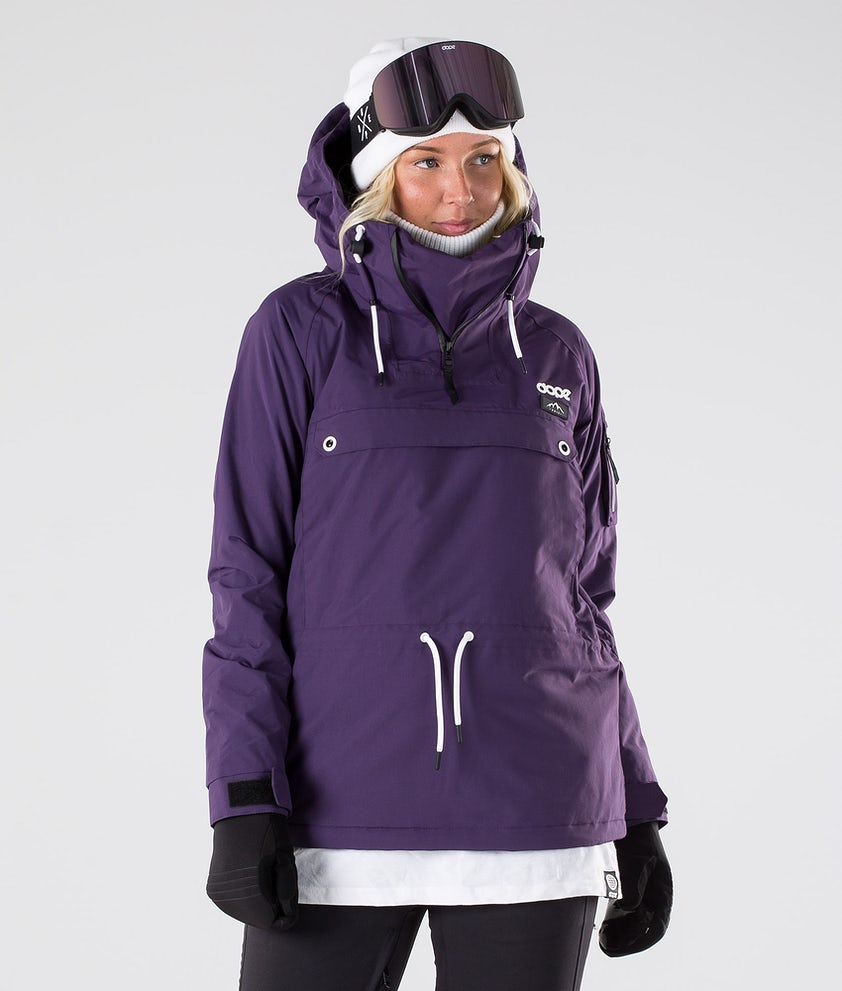 Dope Annok W Snowboardjacke Grape