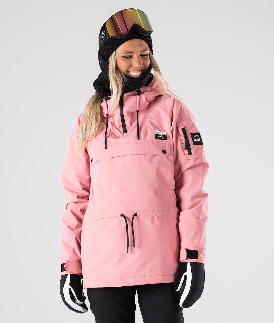 Dope Annok W Skijacke Pink