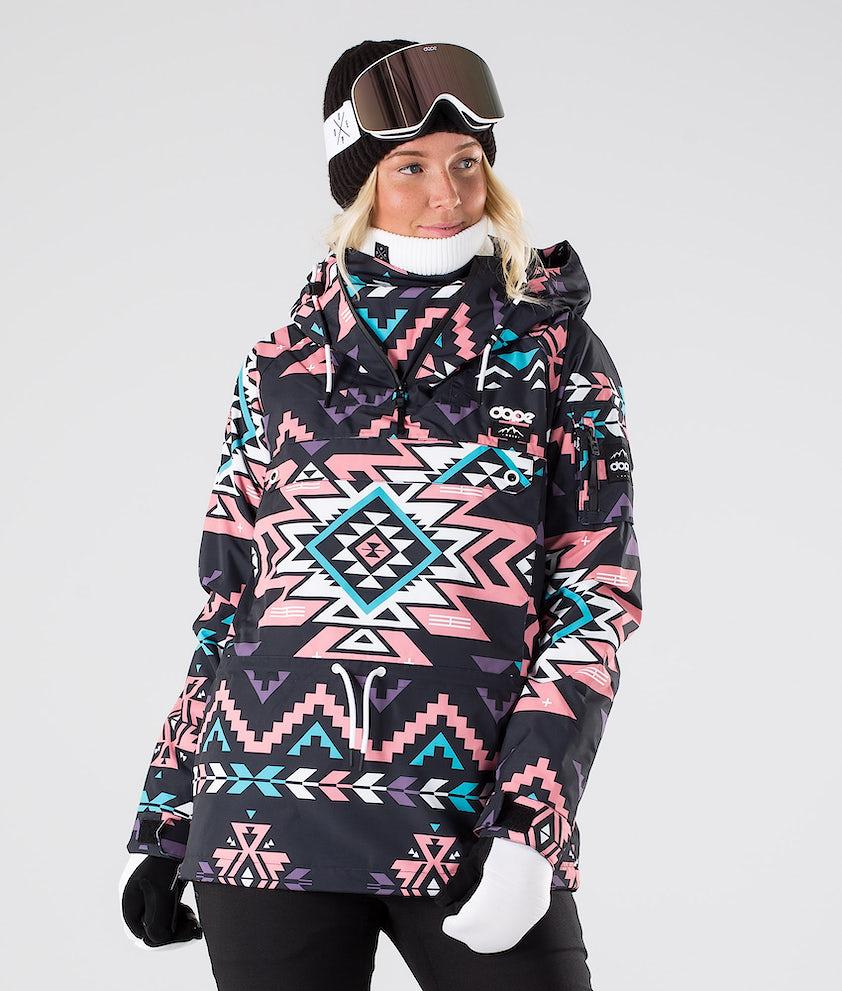 Dope Annok W Skijakke Inka Pink