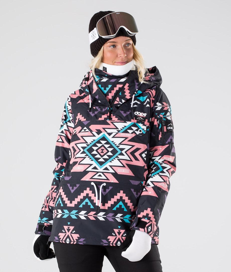 Dope Annok W Skijacke Inka Pink