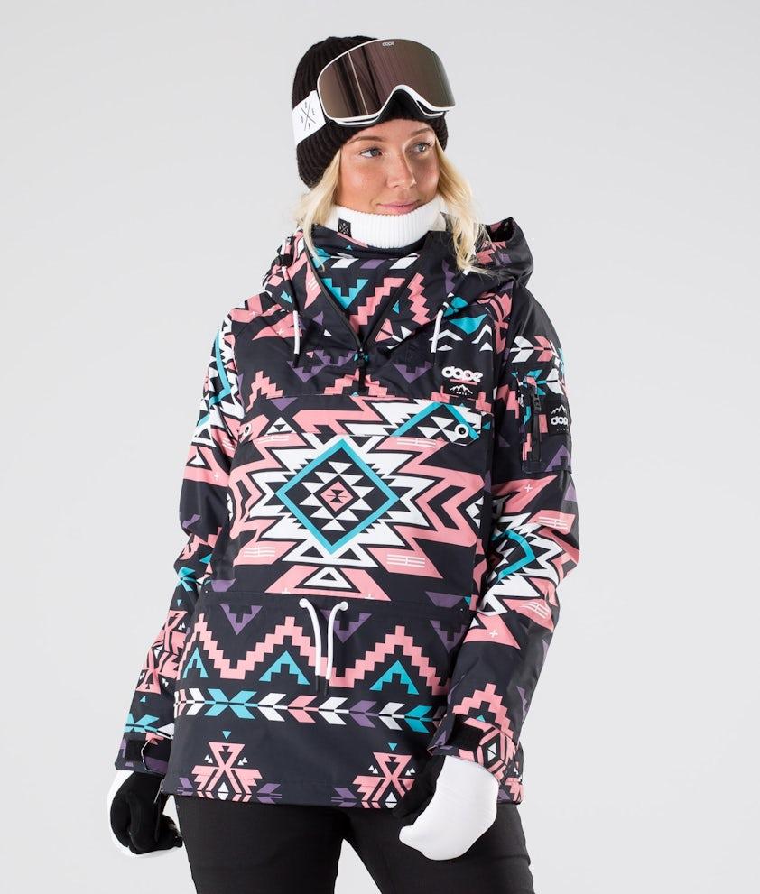 Dope Annok W Ski Jacket Inka Pink