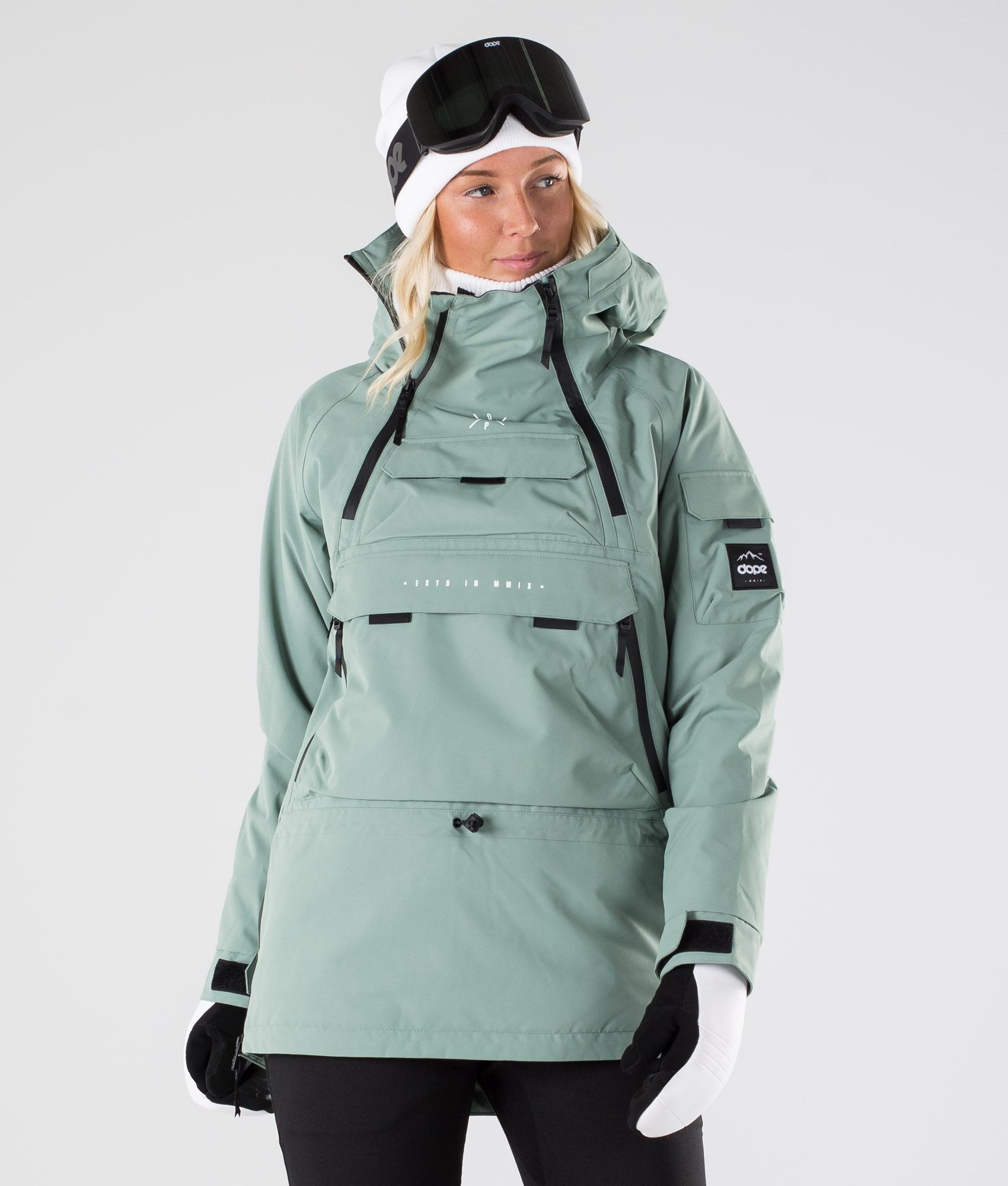 Avis Dope Akin W 2020 Femme : Veste de snowboard, test