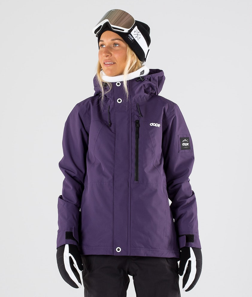 Dope Divine Veste de Ski Grape