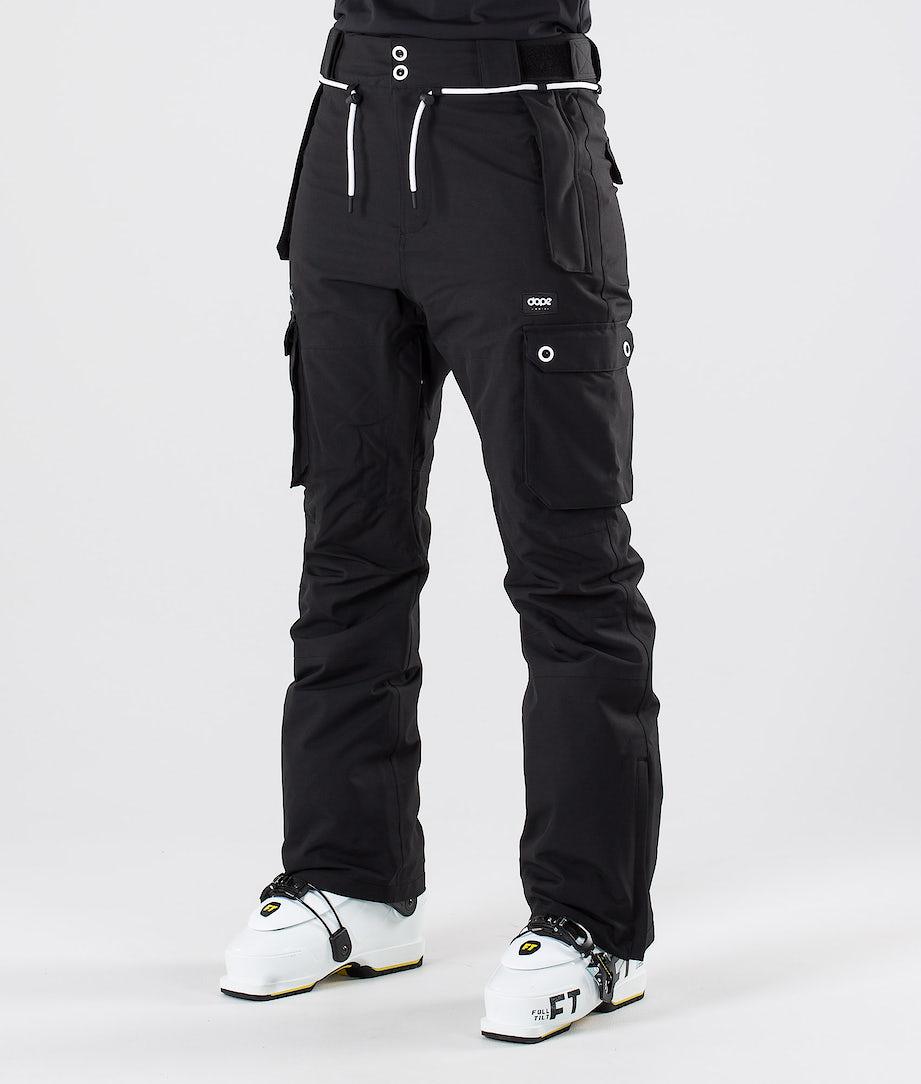 Dope Iconic W Ski Pants Black