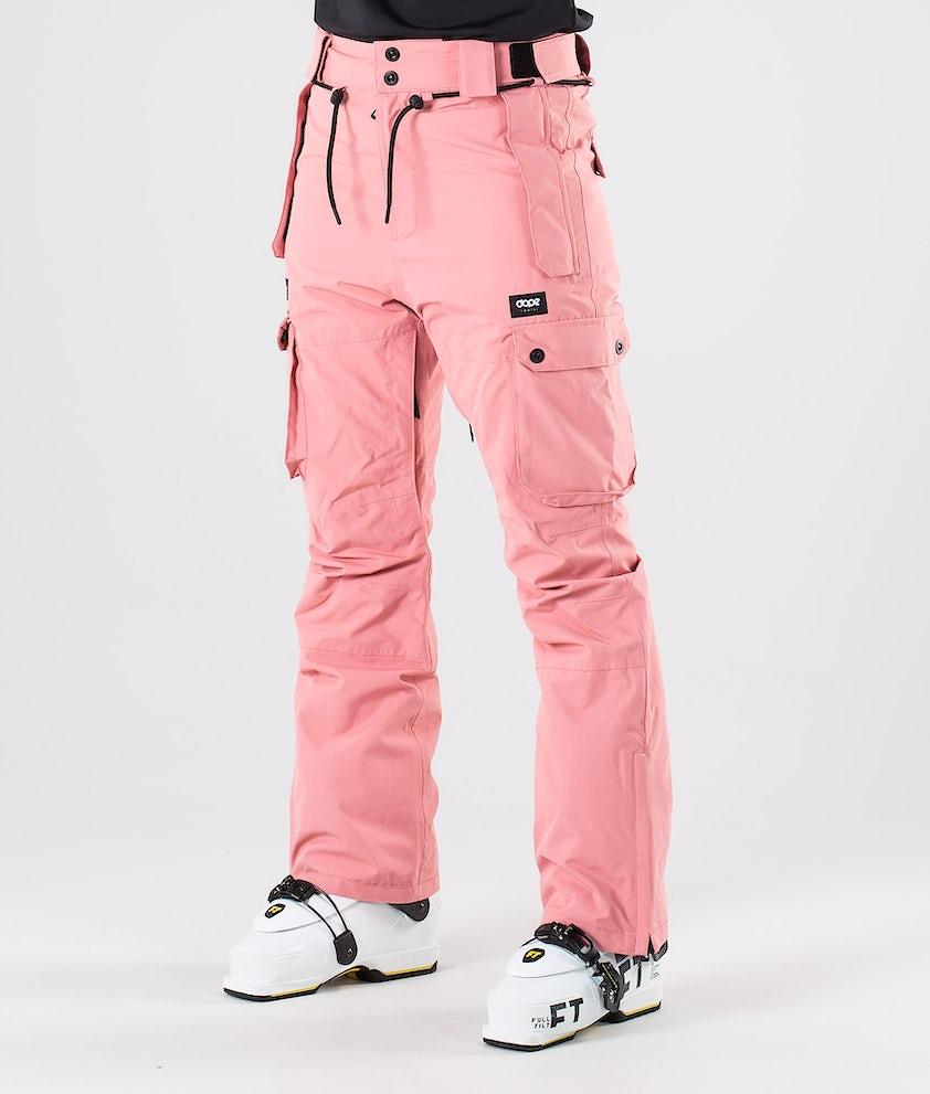 Dope Iconic W Ski Pants Pink