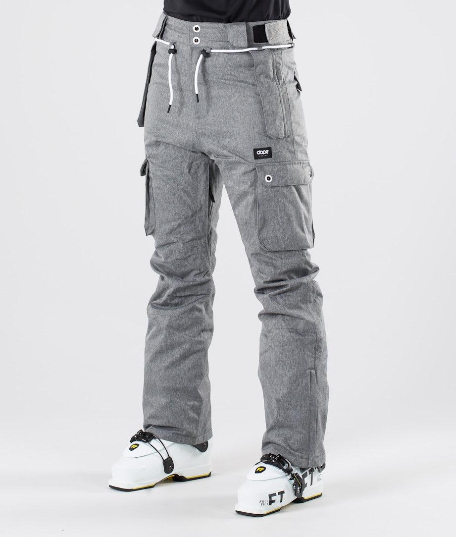 Dope Iconic W Lasketteluhousut Grey Melange