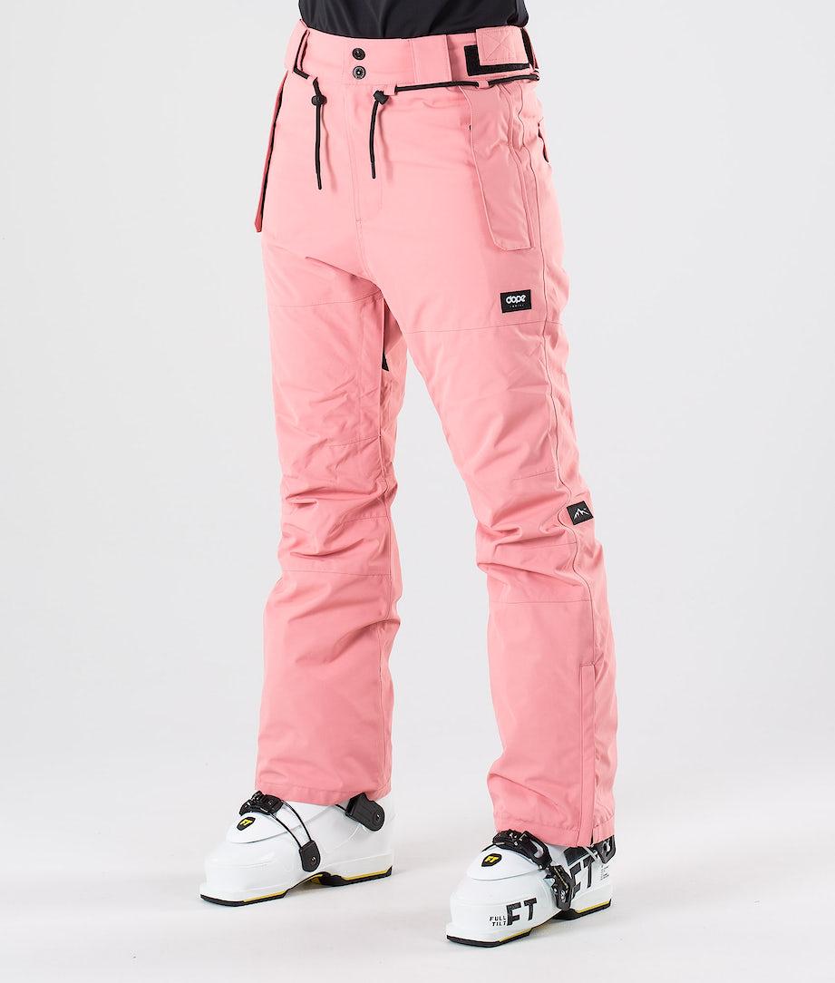 Dope Iconic NP W Pantalon de Ski Pink