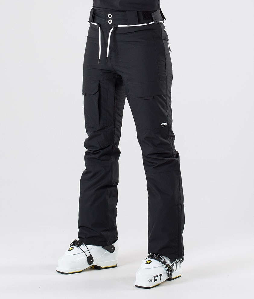 Dope Grace Ski Pants Black