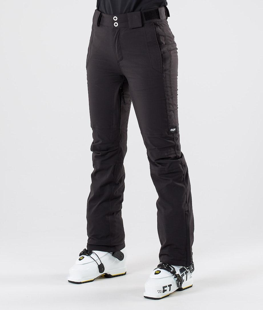 Dope Con Ski Pants Black