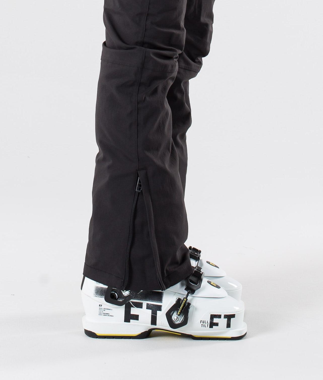 Dope Con Pantalon de Ski Black