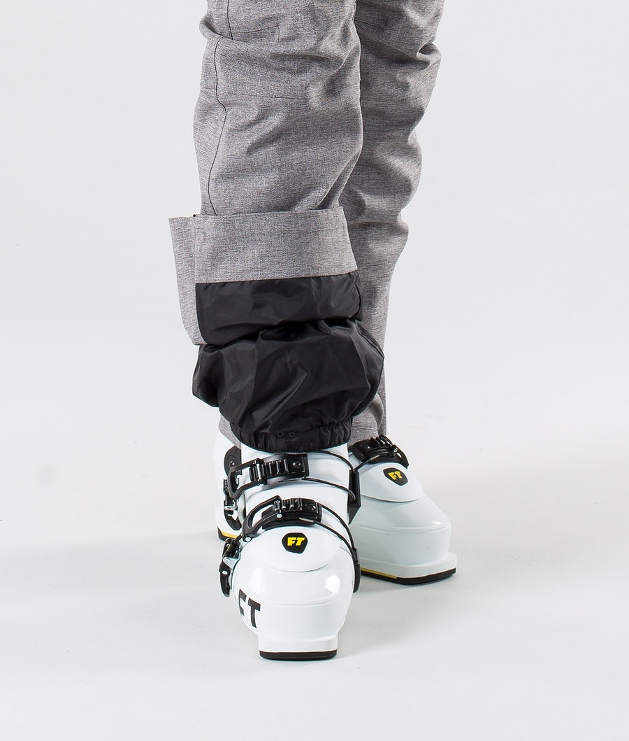 Dope | Con de chez Pantalon de Ski Grey Melange | Ridestore.com