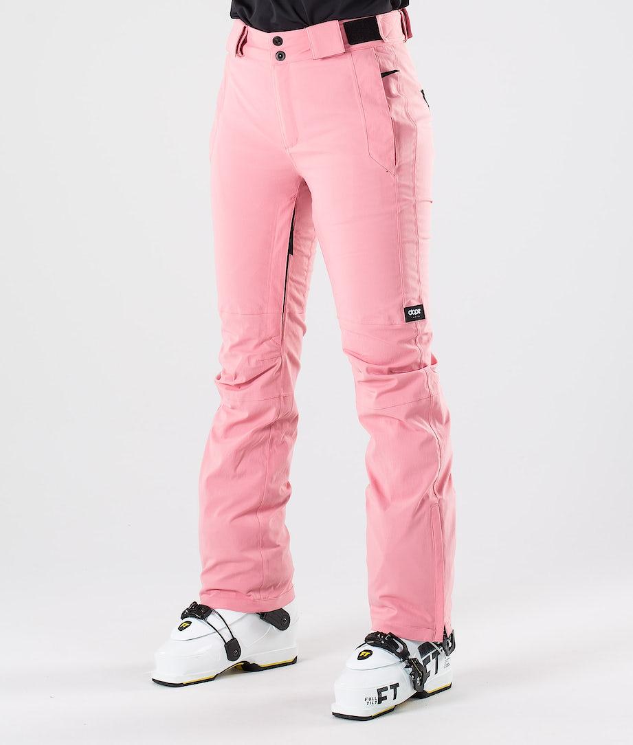 Dope Con Pantalon de Ski Pink