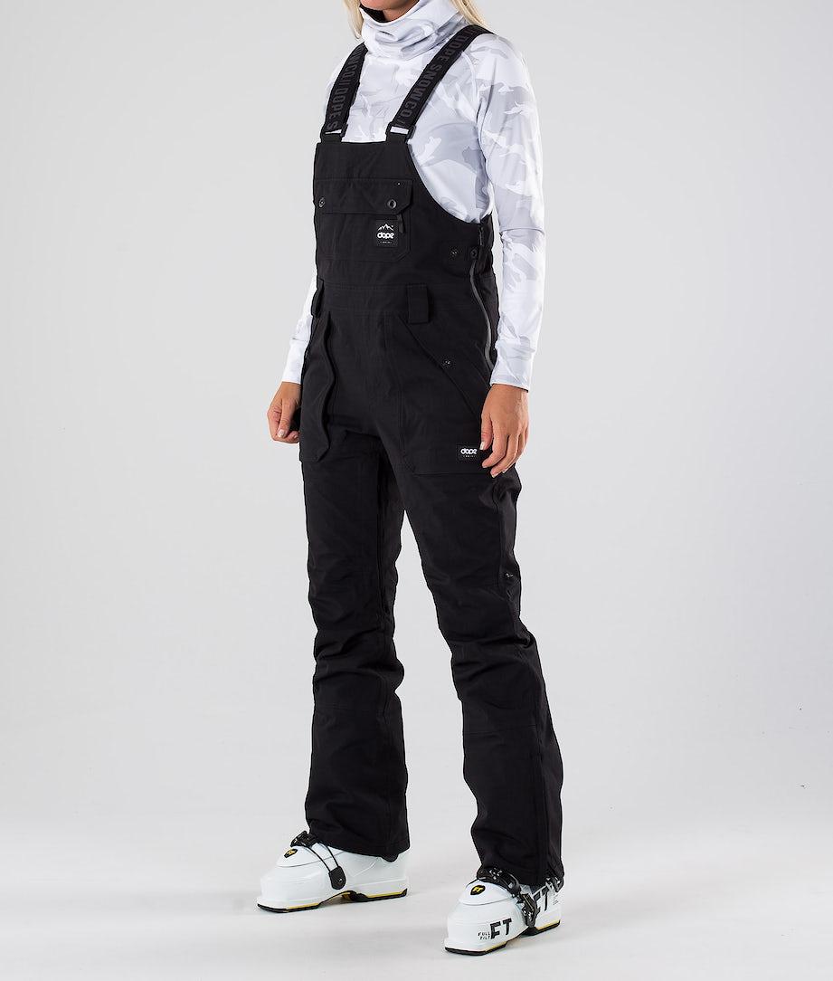 Dope Notorious BIB W Ski Pants Black