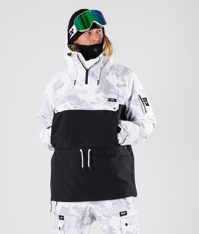 Dope Annok Ski Jacket Tux Camo/Black